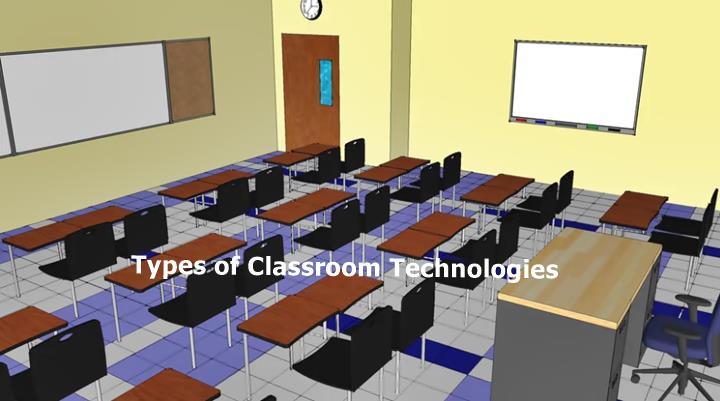 Types of Classroom Technologies